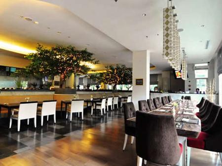 雅加达普瑞登巴萨酒店 - 南雅加达 - 餐馆