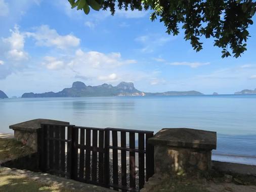 爱妮岛湾度假酒店 - 爱妮岛 - 户外景观