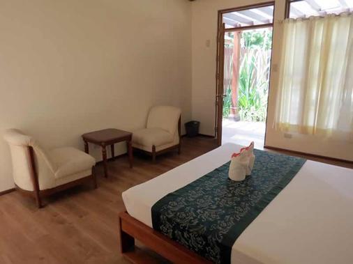 爱妮岛湾度假酒店 - 爱妮岛 - 睡房
