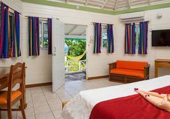 圣莎拉克里夫水疗度假酒店 - 尼格瑞尔 - 睡房
