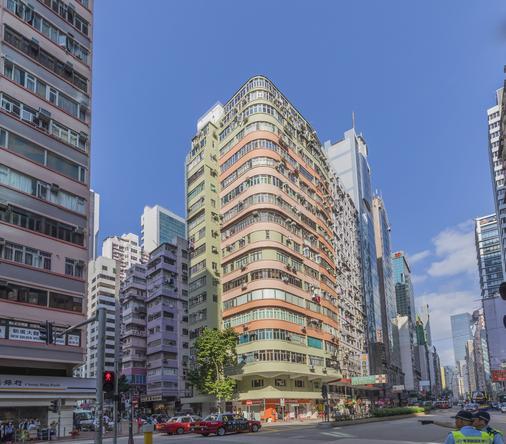卓轩旅舍- 香港 - 香港 - 建筑