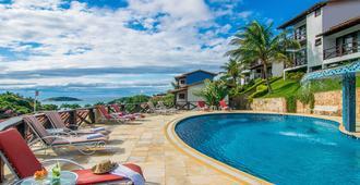 伊利亚布兰卡酒店 - 布希奥斯 - 游泳池