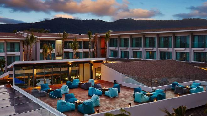 苏梅岛遨舍查汶度假酒店 - 苏梅岛 - 建筑