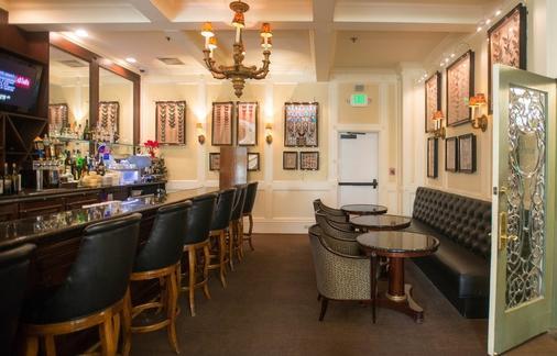 旧金山玛吉斯迪克酒店 - 旧金山 - 酒吧