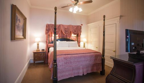 旧金山玛吉斯迪克酒店 - 旧金山 - 睡房