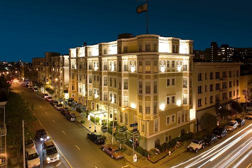 旧金山玛吉斯迪克酒店 - 旧金山 - 建筑