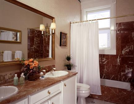 旧金山玛吉斯迪克酒店 - 旧金山 - 浴室