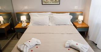里博雅度假村 - 罗马 - 睡房