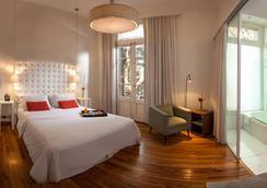 韦恩精品酒店 - 布宜诺斯艾利斯 - 睡房