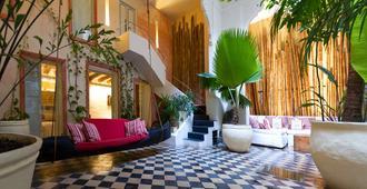 热情酒店 - 马萨亚 - 卡塔赫纳 - 大厅