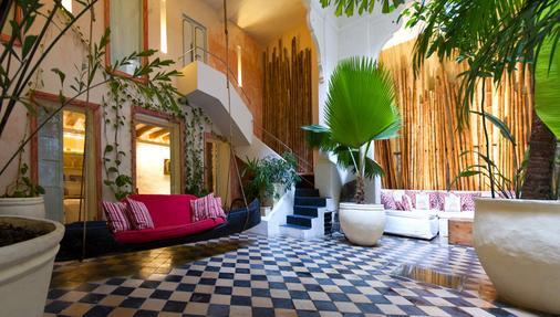 拉帕森精品酒店 - Cartagena - 大厅