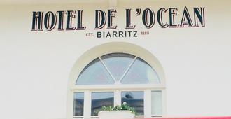 海洋酒店 - 比亚里茨 - 建筑