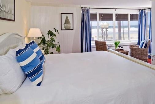 纽波特海滩酒店 - 纽波特海滩 - 睡房