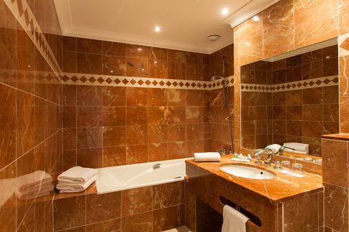 威斯敏斯特Spa酒店 - 尼斯 - 浴室