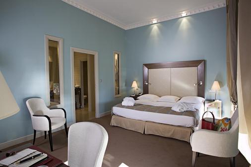 威斯敏斯特Spa酒店 - 尼斯 - 睡房