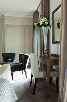威斯敏斯特Spa酒店 - 尼斯 - 客厅