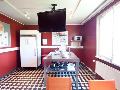 欧洲旅馆 - 赫尔辛基 - 厨房