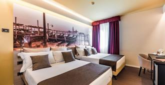 安东尼酒店 - 威尼斯 - 睡房