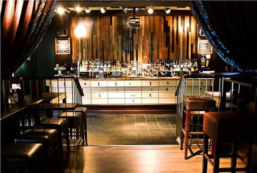 欧元格拉斯哥旅馆 - 格拉斯哥 - 酒吧