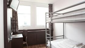 欧元格拉斯哥旅馆 - 格拉斯哥 - 睡房