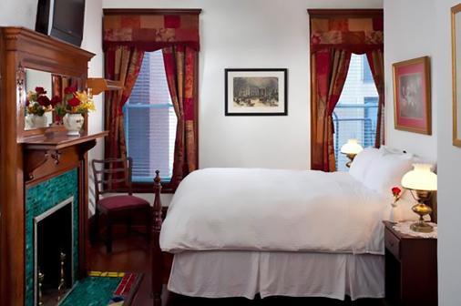 美国宾馆 - 华盛顿 - 睡房