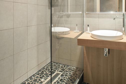 里昂艺术家酒店 - 里昂 - 浴室