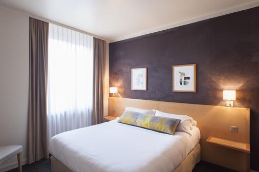 里昂艺术家酒店 - 里昂 - 睡房