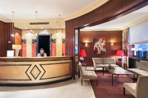 艺术家酒店 - 里昂 - 柜台