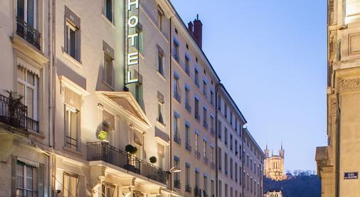 里昂艺术家酒店 - 里昂 - 建筑