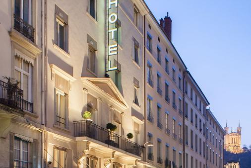 艺术家酒店 - 里昂 - 建筑