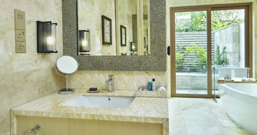 新加坡圣淘沙名胜世界海滨别墅 - 新加坡 - 浴室