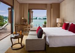 新加坡圣淘沙名胜世界海滨别墅 - 新加坡 - 睡房
