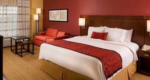 查尔斯顿水岸万怡酒店 - 查尔斯顿 - 睡房