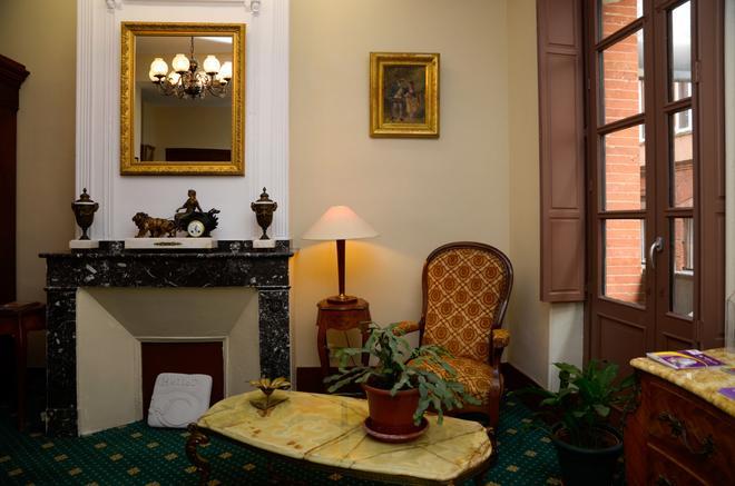 艾留特尔酒店 - 图卢兹 - 门厅