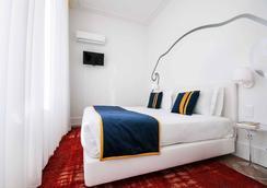 艾瑟惠灵顿酒店 - 菲盖拉-达福什 - 睡房