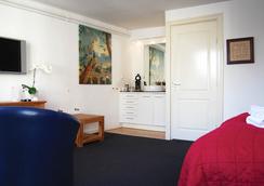 安德瑞凡奥斯泰住宿加早餐旅馆 - 阿姆斯特丹 - 睡房