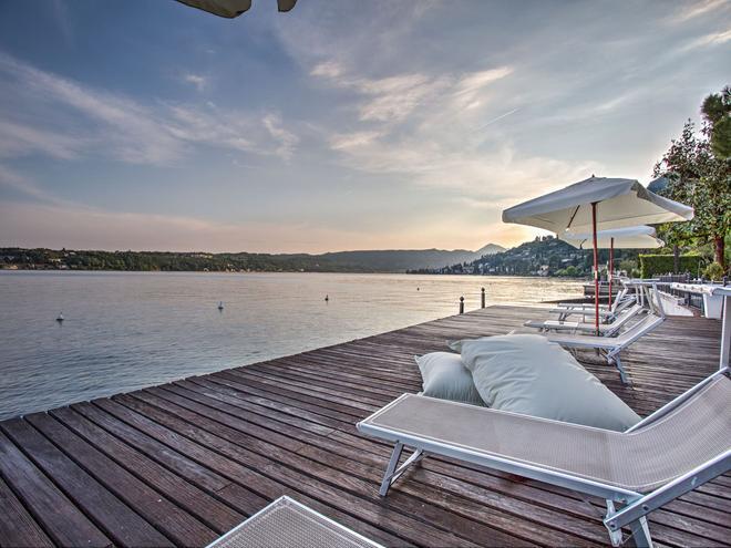 金色海滩 - 舒适及精品公寓式酒店 - 萨罗(伦巴第大区) - 海滩