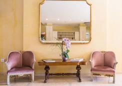 金色海滩 - 舒适及精品公寓式酒店 - 萨罗(伦巴第大区) - 大厅