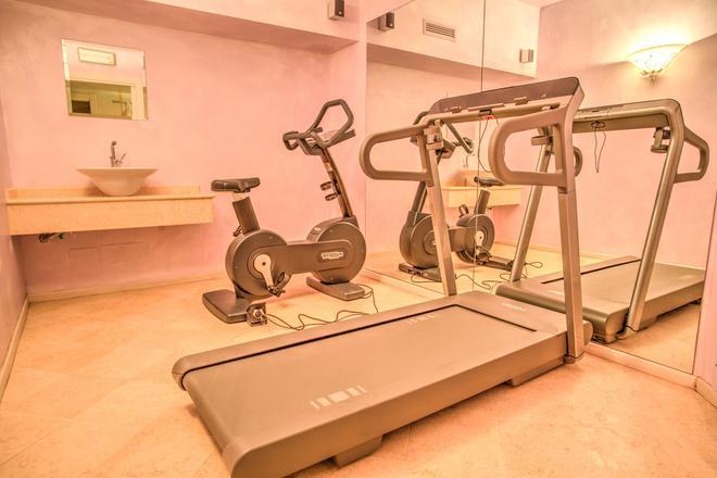金色海滩 - 舒适及精品公寓式酒店 - 萨罗(伦巴第大区) - 健身房