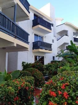 坎昆皇家拉谷纳塞卢兹玛酒店 - 坎昆 - 阳台