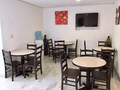 坎昆皇家拉谷纳塞卢兹玛酒店 - 坎昆 - 餐厅