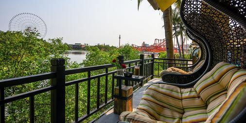 岘港花香度假村 - 岘港 - 阳台