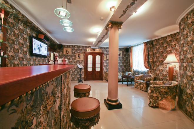 蒙施科夫酒店 - 圣彼德堡 - 酒吧