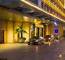 新德里艾诺城jw万豪酒店