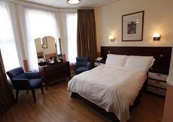 格伦林酒店 - 伦敦 - 睡房