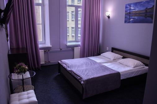 诺麦拉那查格罗德姆酒店 - 圣彼德堡 - 睡房