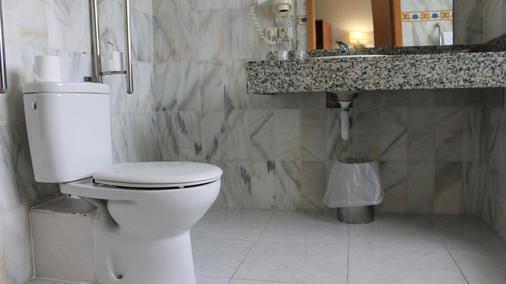 巴塞罗那兰布拉斯酒店 - 巴塞罗那 - 浴室