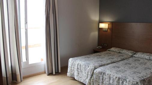 巴塞罗那兰布拉斯酒店 - 巴塞罗那 - 睡房