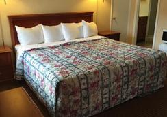 旧金山太平洋高地旅馆 - 旧金山 - 睡房