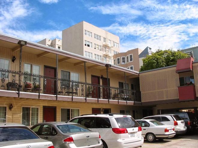 旧金山太平洋高地旅馆 - 旧金山 - 建筑